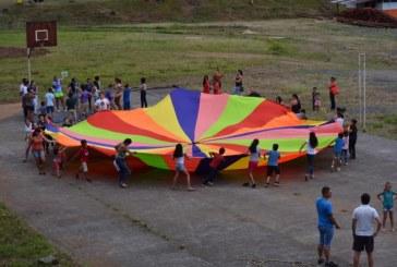 Sede del Atlántico de la UCR realizó campamento para el disfrute de la niñez