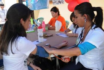 UCR organiza feria de salud en comunidad rural de Pococí