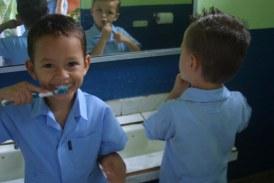 CEN-CINAI brinda servicios de salud oral a los niños