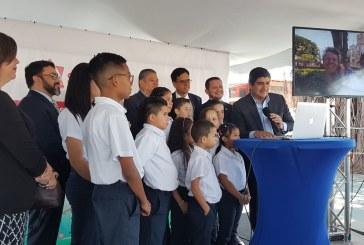 Arrancó programa que llevará Internet gratis a 515 espacios públicos