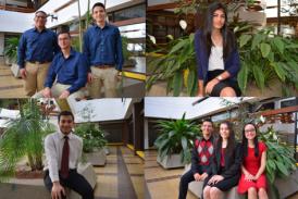 Ocho estudiantes costarricenses presentarán sus proyectos en la Feria Internacional de Ciencia e Ingeniería ISEF 2019