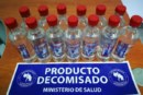 Salud interpone denuncia penal por bebidas alcohólicas adulteradas con metanol