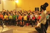 Festival Expresarte Centro Cívico por la Paz Pococi Talleres para la prevención de la violencia