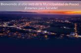 Con gran ilusión se entrega oficial del nuevo Sitio Web Municipal de Pococí