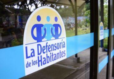 Defensoría de los Habitantes emplaza a Gobierno y a Encuentro Multisectorial