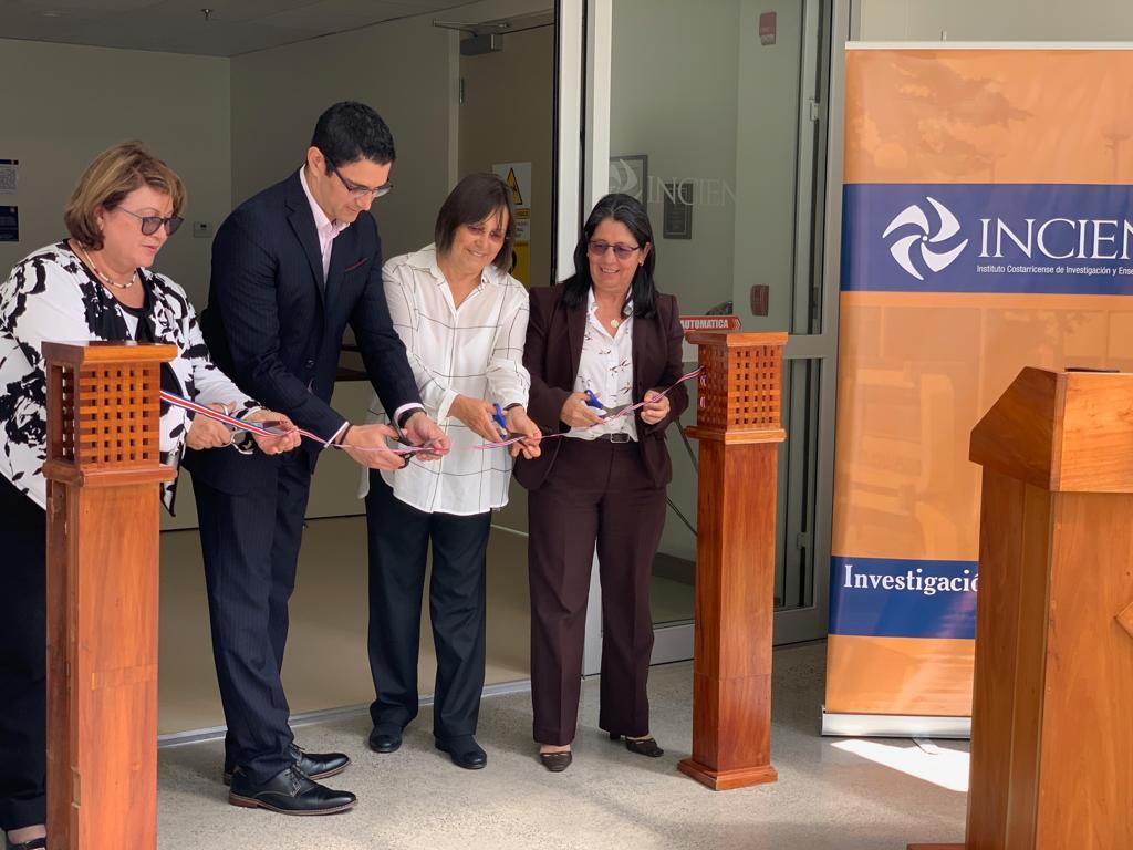 Inauguran nuevo Laboratorio de Inocuidad Microbiológica de Alimentos