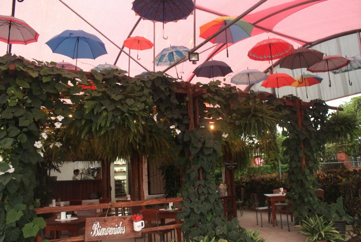 Café La Pérgola, un espacio para uno mismo en el centro de Río Frío