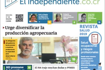 Periódico el Independiente | edición 48
