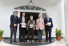 El Museo Filatélico y Correos de Costa Rica emiten estampillas para rendir homenaje con motivo de la celebración de los 50 años de la Convención Americana sobre Derechos Humanos (Pacto de San José)