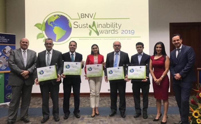 BN Fondos recibe premio en los BNV Sustainability Awards 2019