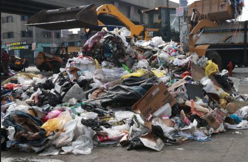 Ticos generaron 21 Estadios Nacionales de residuos en el 2018