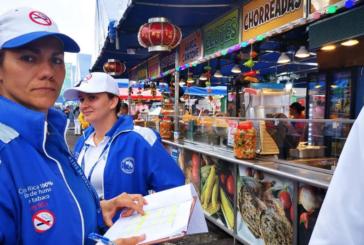 Balance sanitario positivo en Campo Ferial de Zapote, Fiesticas de Pedregal, Tope y Carnaval Nacional
