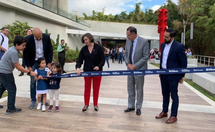 Inauguración del primer tramo de Rutas Naturbanas en San José