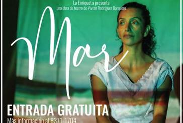 Obra teatral MAR se presentará gratuitamente en cuatro comunidades limonenses.