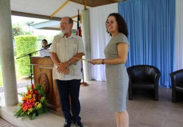 Universidad de Costa Rica, Recinto Guápiles, inaugura Curso lectivo 2020
