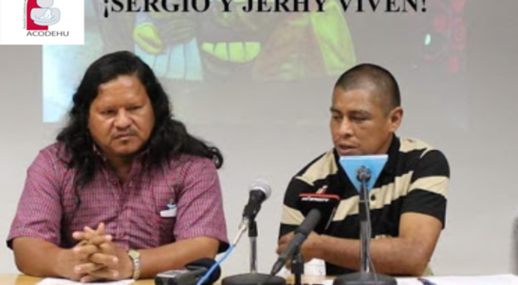 Violencia en los pueblos originarios, asesinatos y amenazas de muerte a las dirigencias indígenas y personas defensoras de derechos humanos.