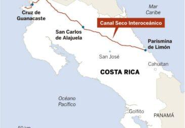 Rechazan proyecto de Canal Seco Interocéanico