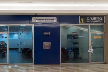 Banco Nacional cierra de forma temporal oficinas ubicadas en centros comerciales