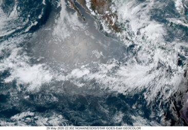 Centroamérica observará sistema de baja presión atmosférica este fin de semana
