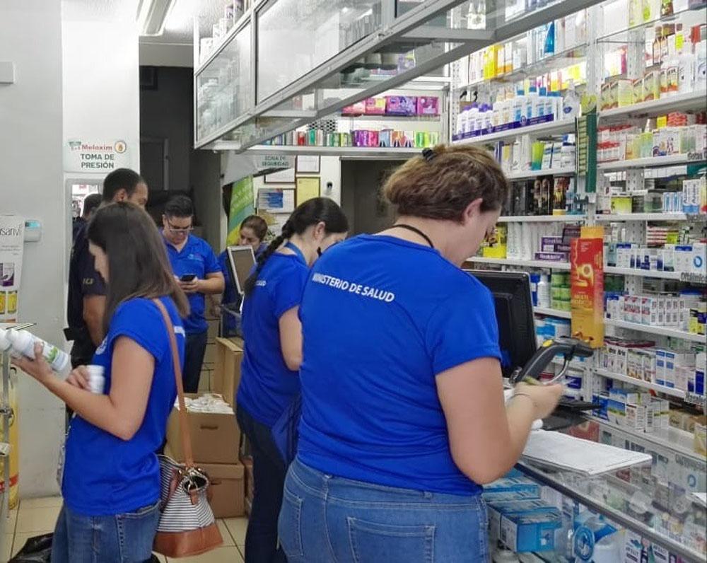 Productos sin registro sanitario y con indicaciones no aprobadas que se ofrecen por facebook