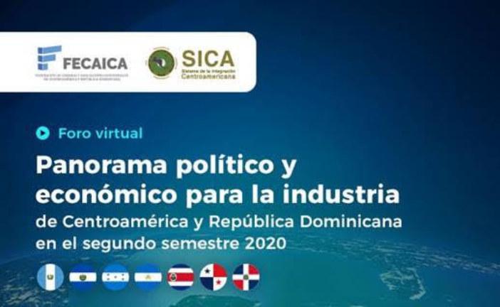 SICA y sector privado llaman a trabajar en conjunto para la recuperación económica de la región Centroamericana