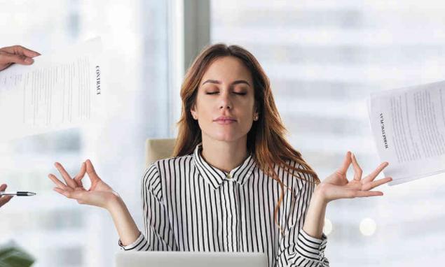 Gánale la batalla al estrés