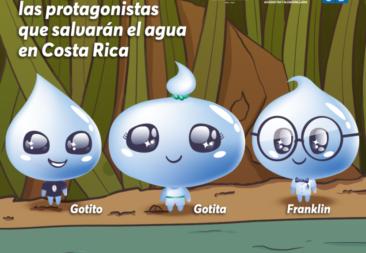 Nueva serie web educa sobre importancia de proteger el agua