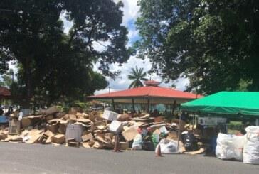 Siquirres y Guácimo evitan que 44 toneladas mensuales de residuos reciclables terminen en los botaderos
