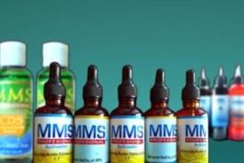 Alerta sanitaria a productos que contienen clorito de sodio o dióxido de cloro