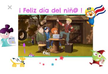 CLAN les desea: ¡Feliz Día a niñas y niños costarricenses!