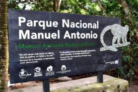 Mejoras en la entrada al Parque Nacional Manuel Antonio permitirán un acceso mas rápido a sus visitantes