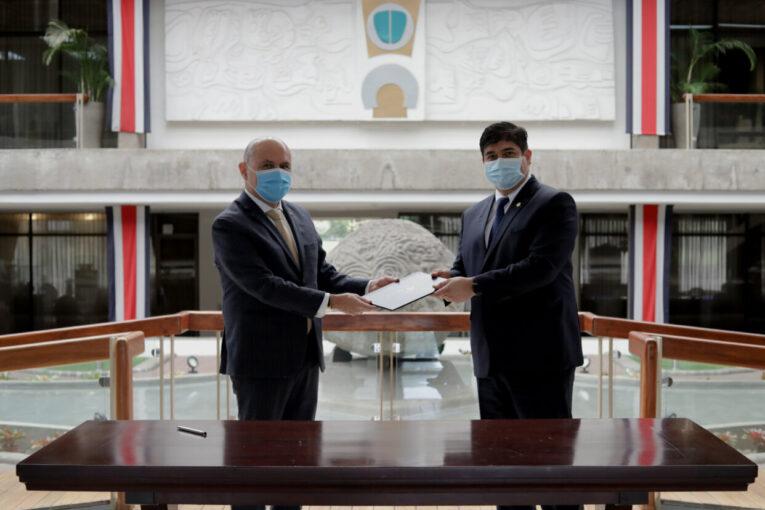 Costa Rica se adhiere a mecanismo para obtener vacunas contra COVID-19 para más de un millón de habitantes