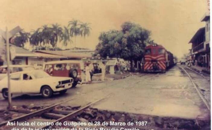 109 años del cantonato de Pococí
