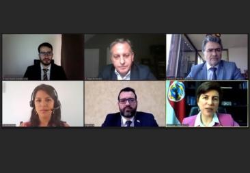Organismos Internacionales reconocen retos y avances de Costa Rica en implementación de modelo de Gobernanza Digital para lograr un efectivo Gobierno Digital
