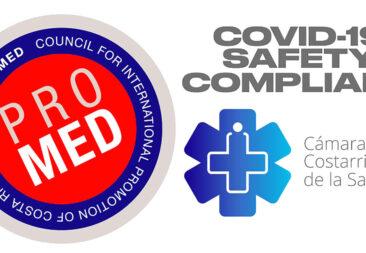 """36 empresas de distintos sectores cumplen altos estándares de bioseguridad uniéndose al programa """"Sello PROMED COVID-19 Safety Compliant"""""""