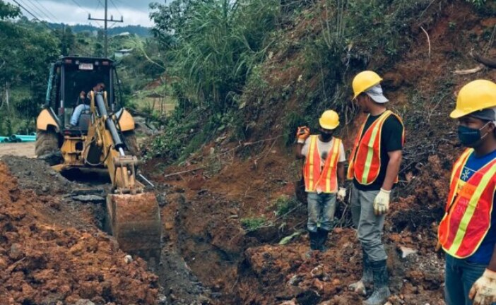 AyA invertirá ₡800 millones en obras para recuperar afectaciones por Eta