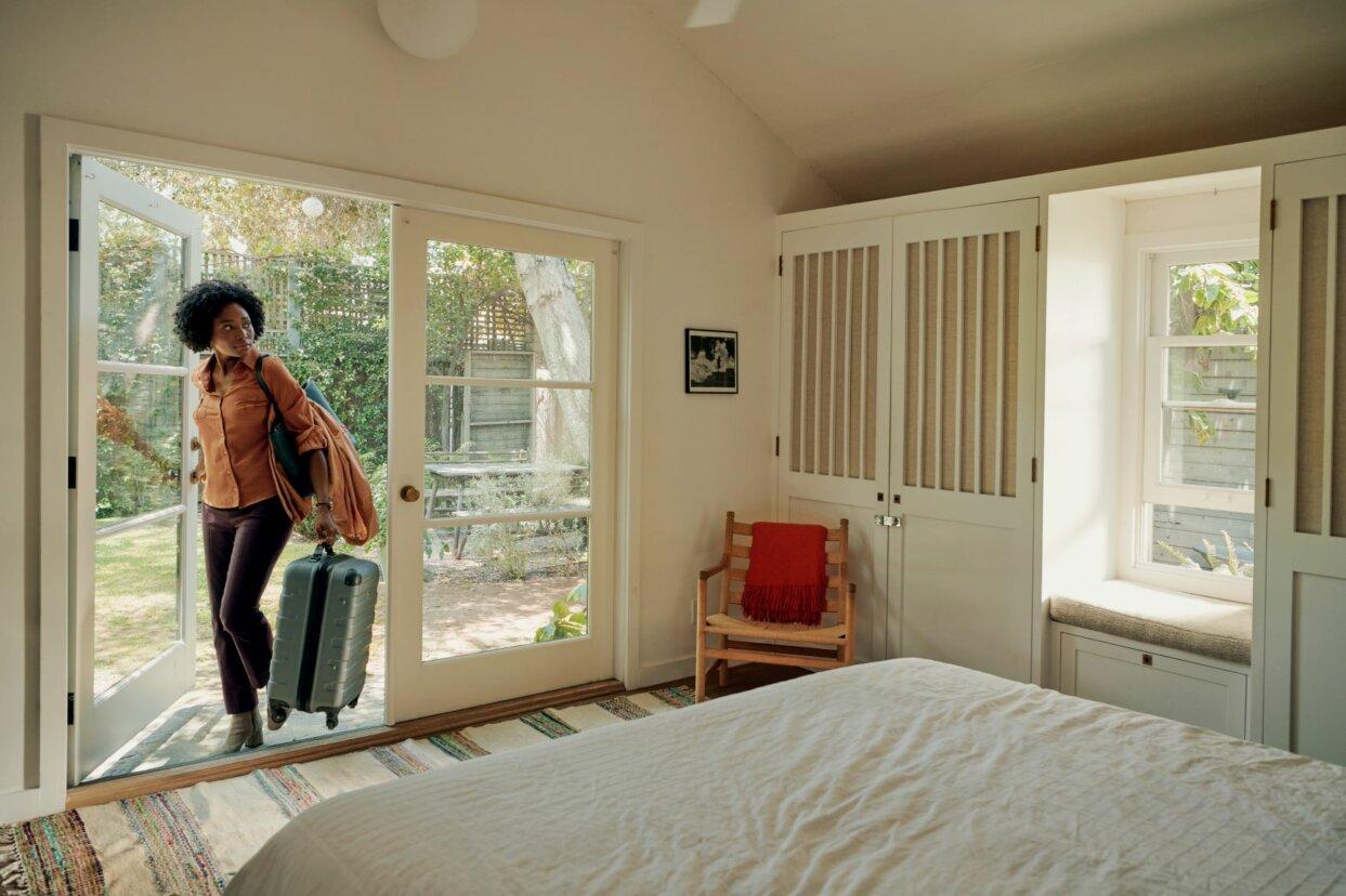 Los huéspedes en Airbnb están redefiniendo los viajes para 2021