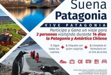 """Concurso """"Sueña Patagonia 2020""""."""