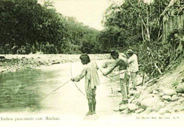 Talamanca, la histórica indomable