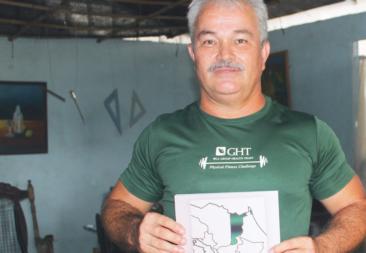 """Domingo Vargas Rodríguez: """"Sarapiquí fue dominado por terratenientes"""""""