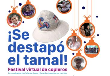 CCEHJFF y grupo de personas copleras celebra las fiestas de finde año con coplas y retahilas