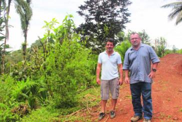 Diógenes Marín: Finca ecológica La Nueva Jerusalén
