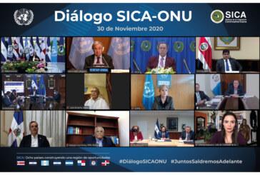 SICA-ONU: Histórico Diálogo por el futuro de la región, el primero en 30 años