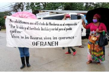 En Honduras: Garífunas demandan justicia a 6 meses de la desaparición forzada de sus líderes.