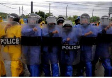 En Nicaragua: 2020 cierra con persistentes violaciones a los derechos humanos