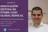 Conferencia: Innovación exitosa en pymes: caso Global Kemical