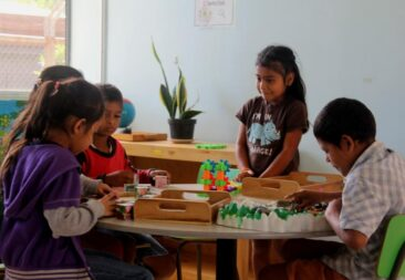 CEN-CINAI atiende a hijos e hijas de recolectores de café en Naranjo y San Ramón