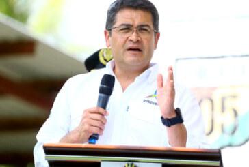 En Honduras: Por vínculos con el narcotráfico piden renuncia del presidente Juan Orlando Hernández.