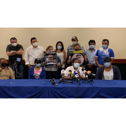 En Nicaragua: Familiares de presos políticos denuncian abusos en sistema penitenciario.