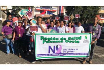 En Panamá: Renunciar a la violencia doméstica para construir sociedades más sanas.